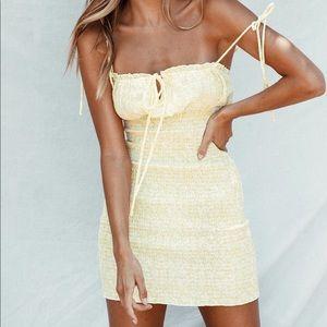 Princess Polly Korina Mini Dress NWT